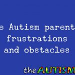Some #Autism parenting frustrations and obstacles