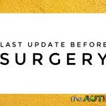 Last update before surgery