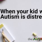 When your kid with #Autism is distressed
