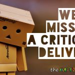 We're missing a critical delivery