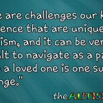 #Autism can make dealing with loss much more difficult