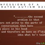 Confessions of a frustrated #Autism Dad