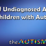 Signs of Undiagnosed #Anxiety in Children with #Autism